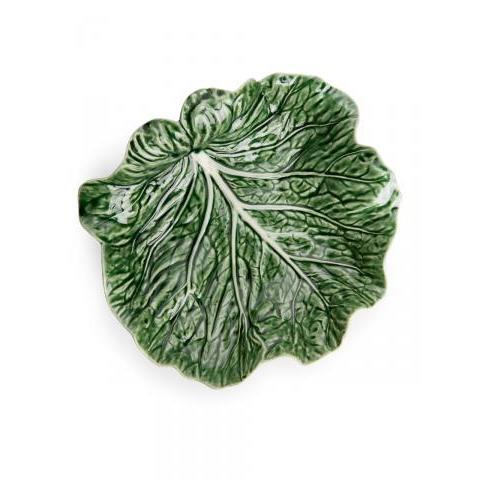 Bordallo Pinheiro Concave Leaf 26 cm - Green - Kitchen - ARKET FR