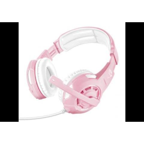 TRUST Casque gamer GXT 310P Pink (23203) Casque gamer
