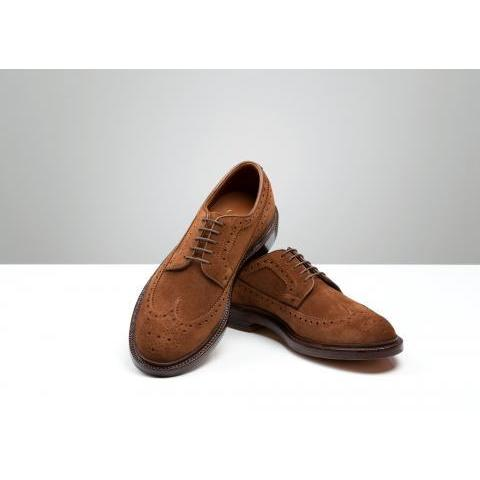 Longwing - Bourbon Suede - Grant Stone
