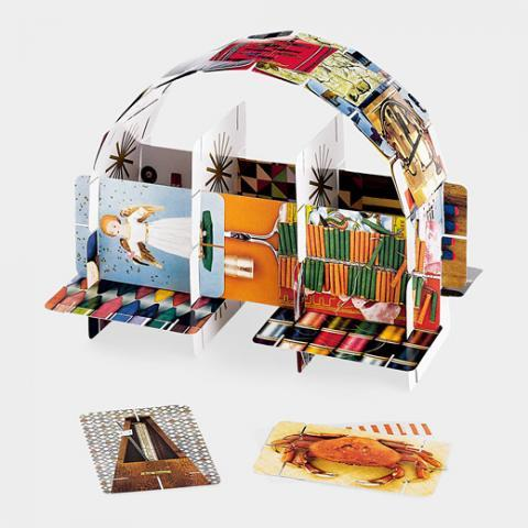 Charles and Ray Eames: House of Cards | MoMA Store