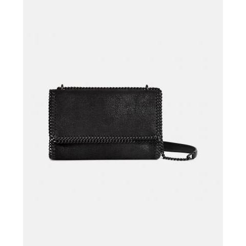 ‎‎‎Falabella Black Chain Shoulder Bag ‎ - ‎Stella Mccartney ‎