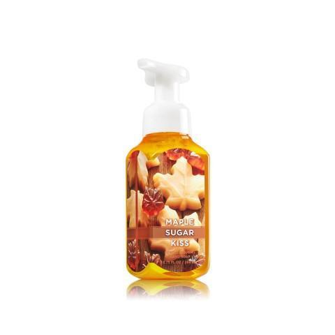 Gentle Foaming Hand Soap Maple Sugar Kiss Bath and Body Works