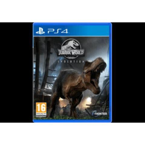 Jurassic World Evolution FR/UK PS4 Jeux PS4