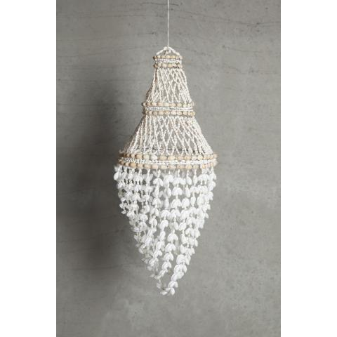Tine K Home Lampe coquillage 30x60 - 314789 - MSR Monshowroom.com
