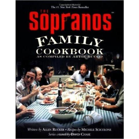 Amazon.fr - The Sopranos Family Cookbook: As Compiled by Artie Bucco - Artie Bucco, Allen Rucker, Michele Scicolone, David Chase - Livres