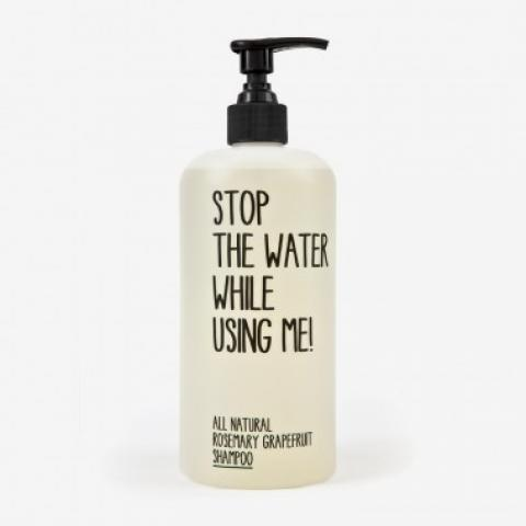 Stop The Water While Using Me! Rosemary Grapefruit Shampoo | selekkt.com/shop